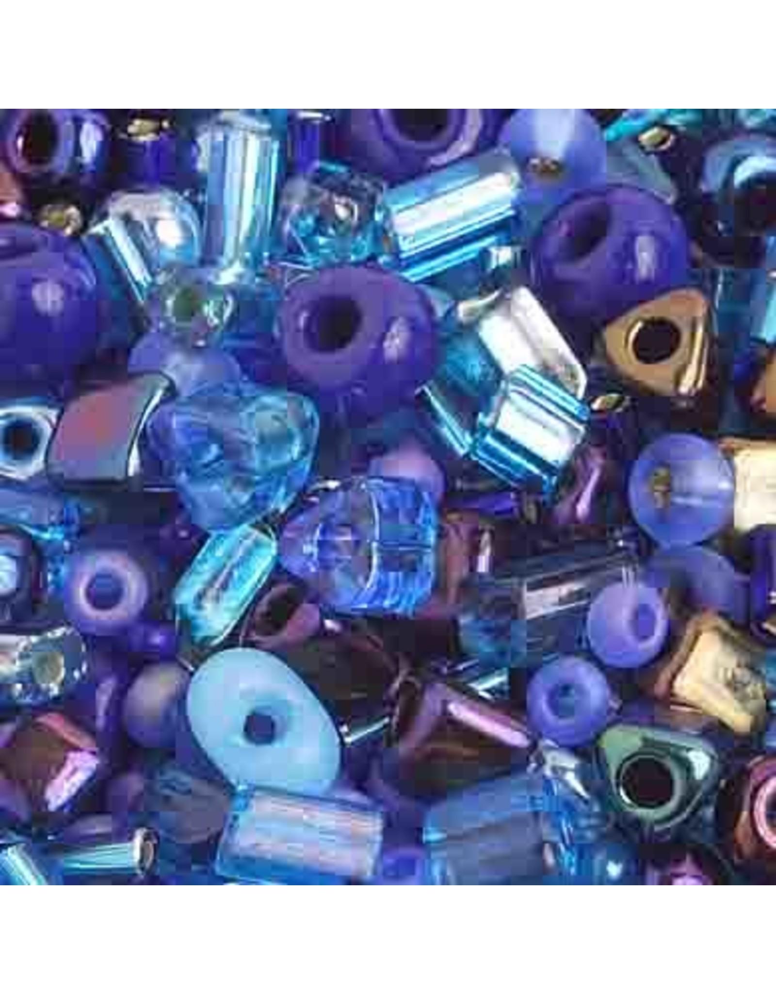 Czech 1001-03 10  Seed 20g Dark Blue  Mix