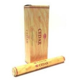 Hem Cedar  Incense Sticks  x20