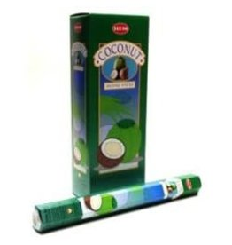 Hem Coconut  Incense Sticks  x20
