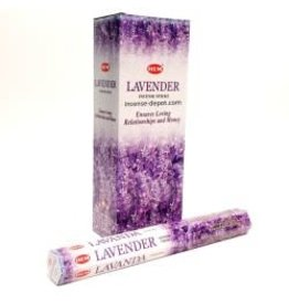 Hem Lavender Incense Sticks  x20