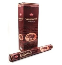 Hem Sandalwood  Incense Sticks  x20