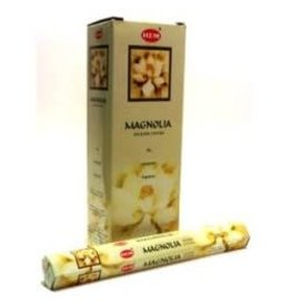 Hem Magnolia  Incense Sticks  x20