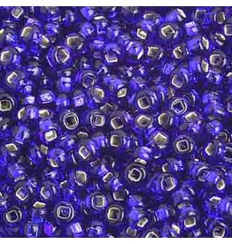 Czech 201009  8  Seed 20g  Cobalt Blue s/l