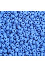 Czech 401623 6  Seed 20g  Opaque Medium Blue