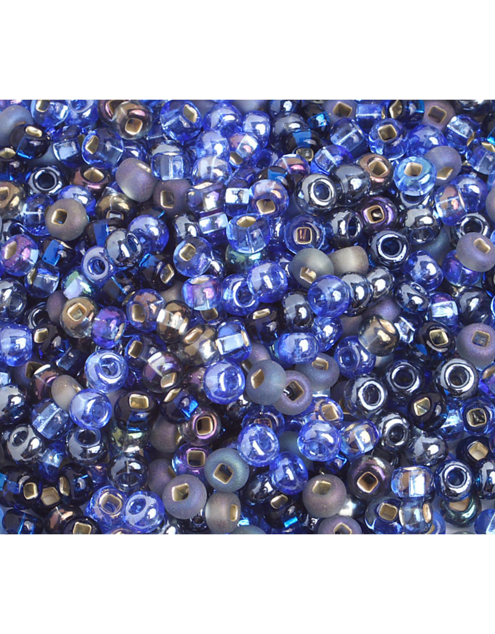 Czech 40097 6 Seed 20g   Blue Mix