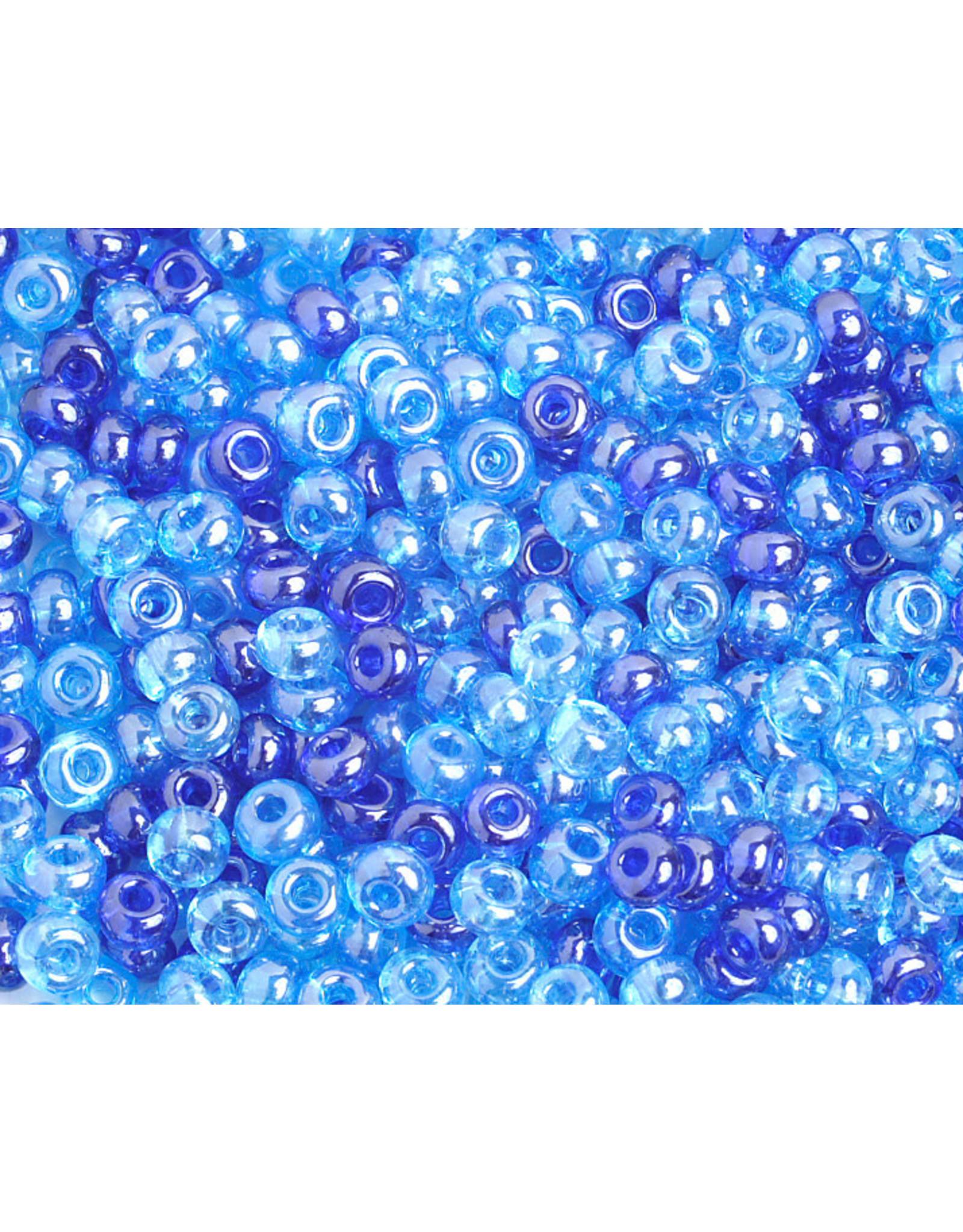 Czech 40134  6 Seed 20g   Blue Lustre Mix
