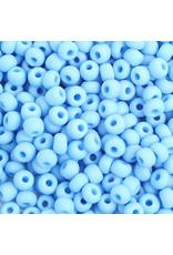 Czech 401002 6  Seed 20g   Opaque Light Blue Matte
