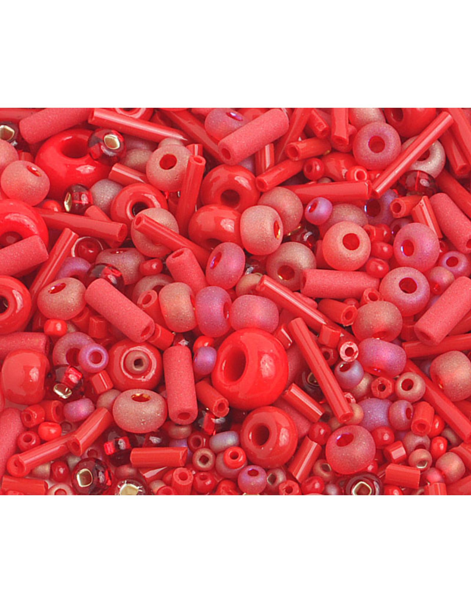 Czech 1001-01B 10  Seed 250g Red Mix