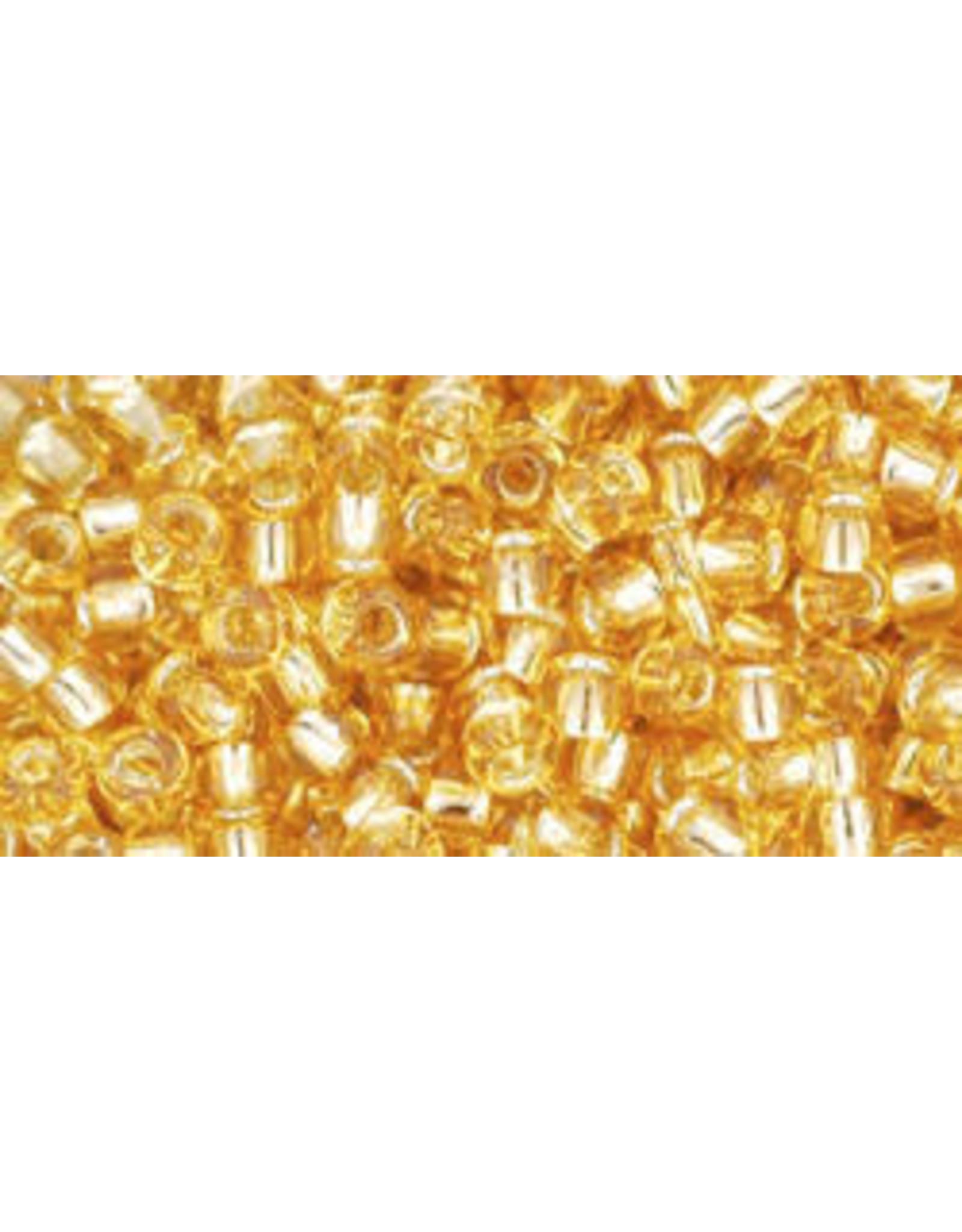 Toho 22 8  Round 6g   Gold s/l