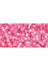 Toho 38  8  Round 6g  Pink s/l