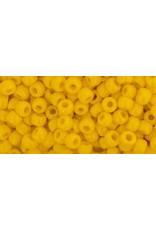 Toho 42b 8  Round 6g  Opaque Yellow