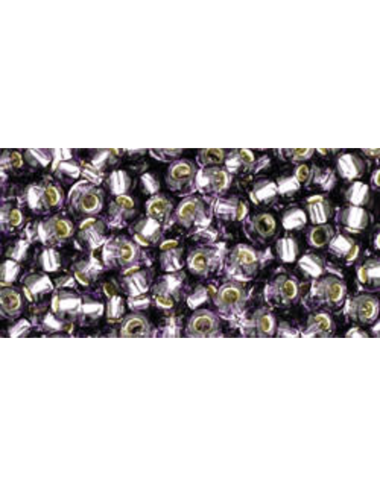 Toho 39 8  Round 6g  Tanzanite Purple s/l