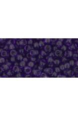 Toho 19 8  Round 6g  Transparent Purple