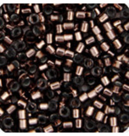 Miyuki db184b 11 Delica 25g Bronze Brown s/l