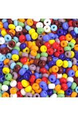 Czech 401620  6 Seed 20g  Opaque Mix