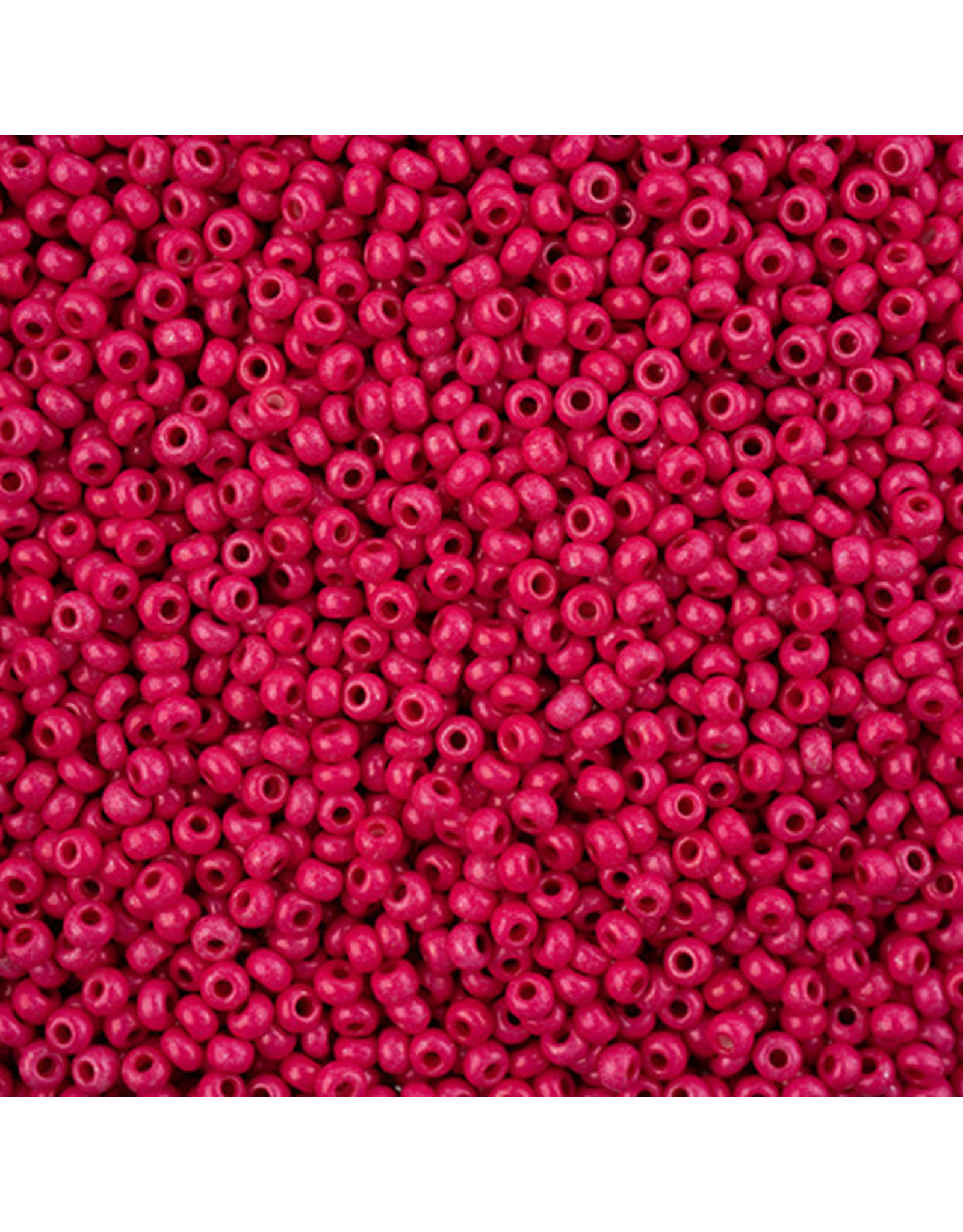 Czech *243113B  8 Seed 125g Opaque Pink Rose Terra Intensive