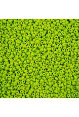 Czech *243118B  8 Seed 125g Opaque Light Green Terra Intensive