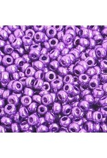 Czech 229239B  8  Seed 250g  Purple Metallic