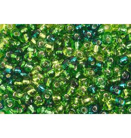 Czech 40131B  6  Seed 250g  Green s/l Mix