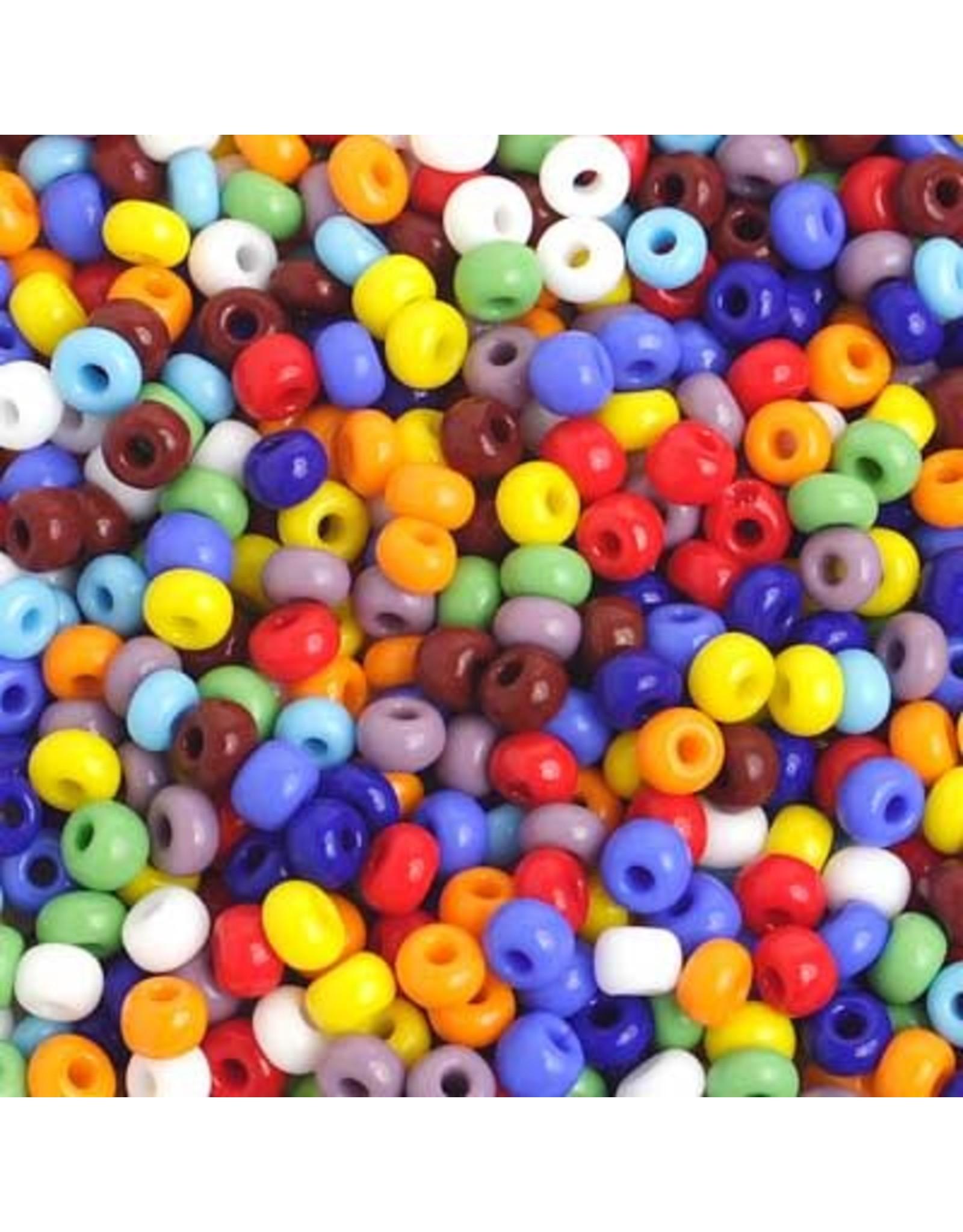 Czech 401620B  6 Seed 250g  Opaque Mix