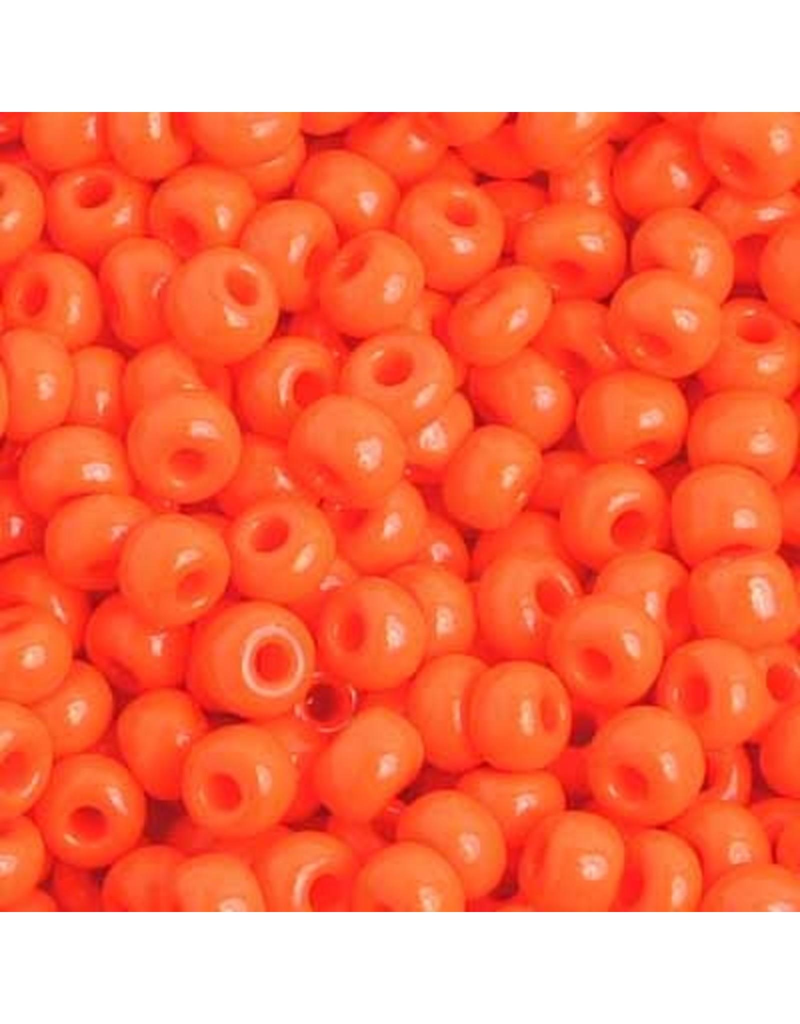 Czech 401635B 6  Seed 250g  Opaque Orange