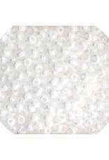 Czech 401925B  6 Czech Seed 250g  White Lustre