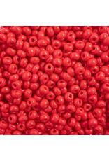 Czech *443227B  6  Seed 125g Opaque Red Terra Intensive
