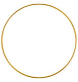 """*Metal Ring  2""""  Brass  x1"""