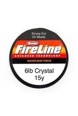 6lb Fireline Crystal  x15y