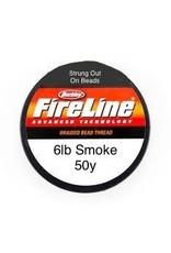 6lb Fireline Smoke  x50y