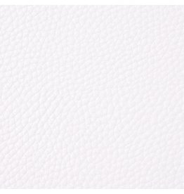 Faux Leather Beading Backing White .5mm thick 8x12""