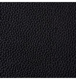 Faux Leather Beading Backing Black  .5mm thick 8x12""