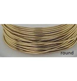 14g  Gold Tone Brass 10 feet