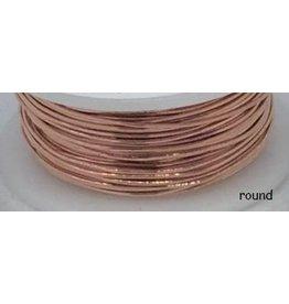 12g Bare Copper 5 feet