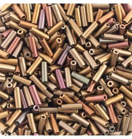 Czech *403008  #3 Bugle 10g Copper AB  Matte Metallic