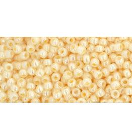 Toho 901 11  Round 6g  Ceylon Creamy Yellow