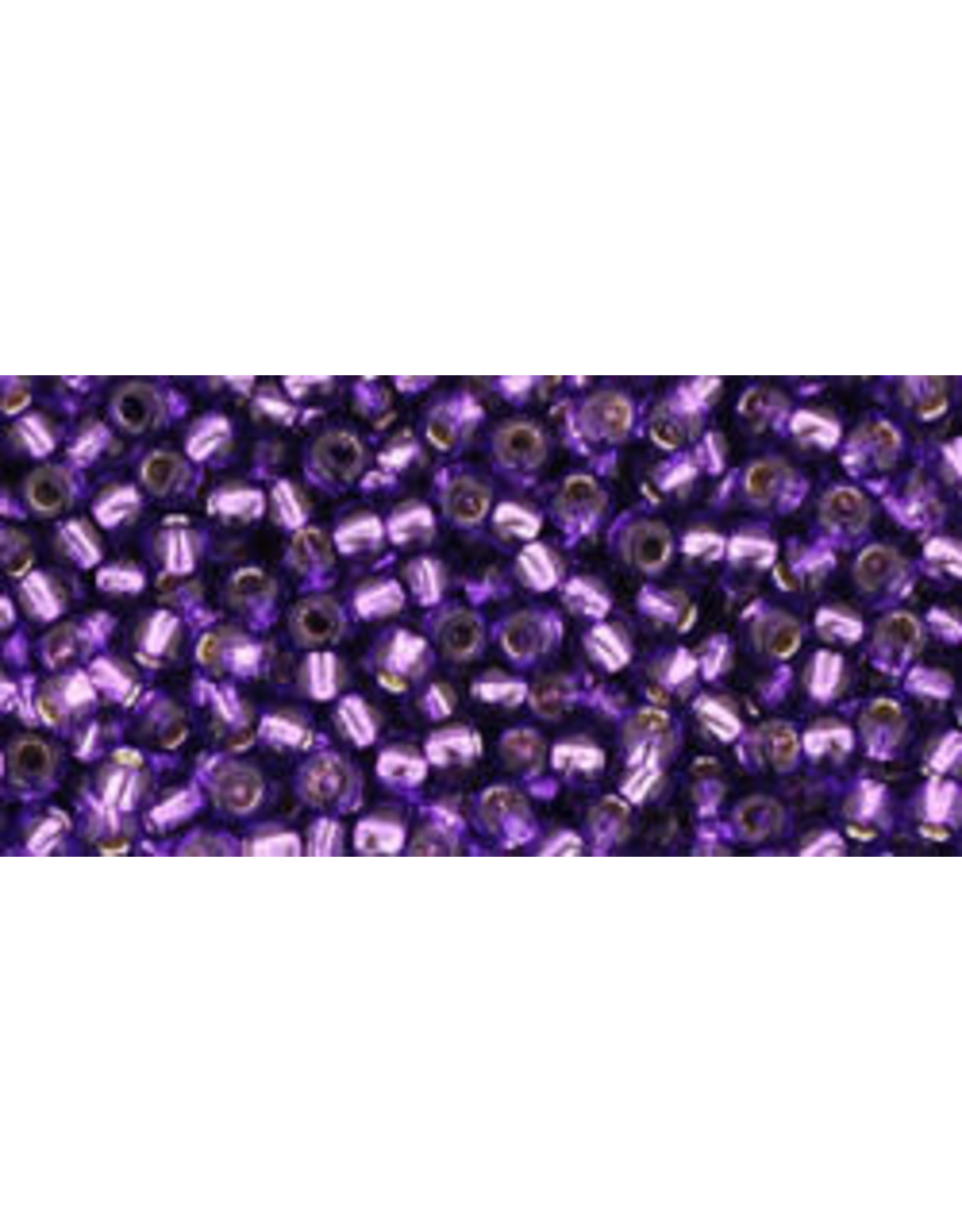 Toho 2224 11 Toho Round 6g  Purple s/l