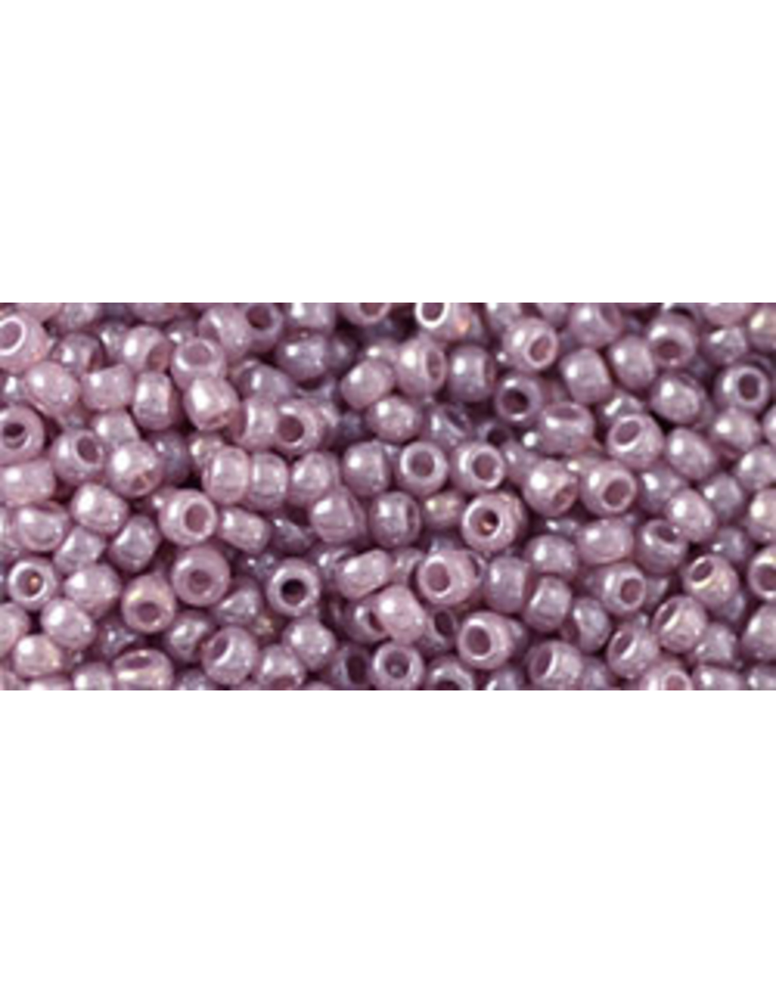 Toho 151B 11  Round 40g Ceylon Light Purple Lustre
