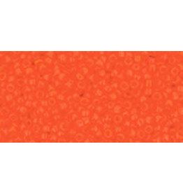 Toho 50B  15  20g  Opaque Orange