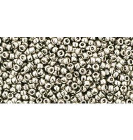 Toho 711B  15   20g  Nickel Metalllic