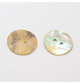 Mother of Pearl Shell Button 15mm x50