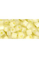 Toho 142  4mm  Cube  6g  Ceylon Yellow