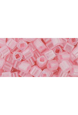 Toho 145  4mm  Cube  6g   Ceylon Pink