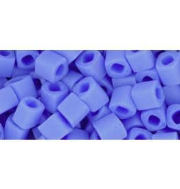 Toho 48Lf  4mm  Cube  6g   Opaque Periwinkle Blue Matte
