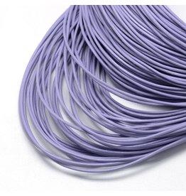 207sb 2mm Leather Medium Purple 10 meter
