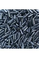 Czech 402103B  #3 Bugle 125g  Gunmetal Grey Metallic