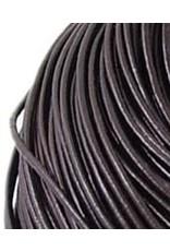 103sb 1.2mm Leather Dark Brown 10 meter