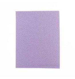 "Felt Beading Foundation Light Purple 1.5mm thick 8.5x11"""