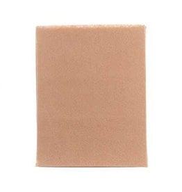 "Felt Beading Foundation  Light Brown 1.5mm thick 8.5x11"""