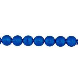 Round  5mm Transparent Blue  x150